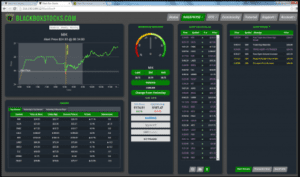 Flow Algo Is The future of Trading - USer Interface of Blackboxstocks
