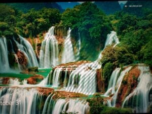 waterfalls for BSSOT