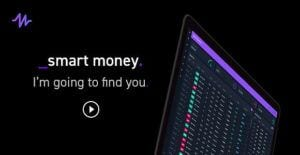 Image of Flow Algo App with Track The Smart Money Logo
