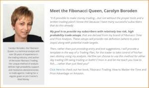 Fibonacci Queen Reviews - Fibonacci Queen Carolyn Boroden