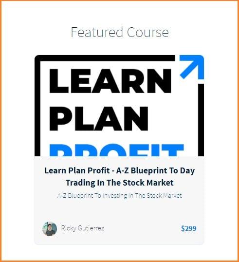 Learn Plan Profit Reviews - Learn Plan Profit Pricing