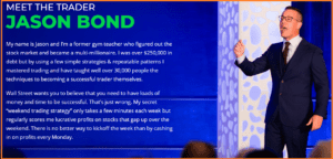 Jason Bond Picks Complaints - Jason Bond shares his past before he got into trading
