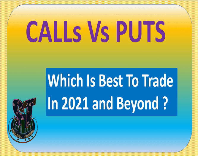 CAlls vs Puts -Which is Best in 2021