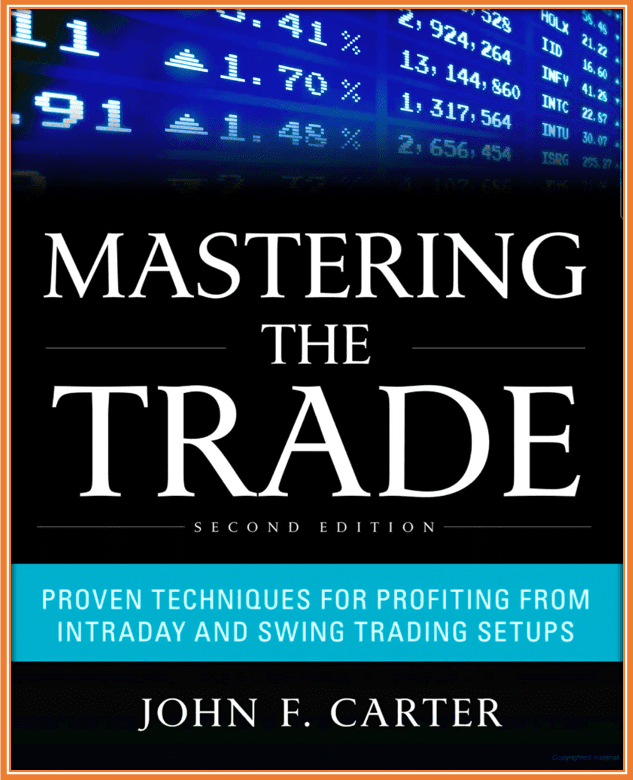 7 Must Read Options Trading Books for Beginners - Mastering the Trade by John F Carter