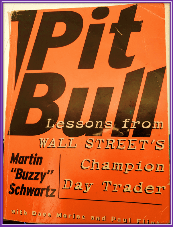 7 Must Read Options Trading Books for Beginners - Pit Bull By Martin Schwartz