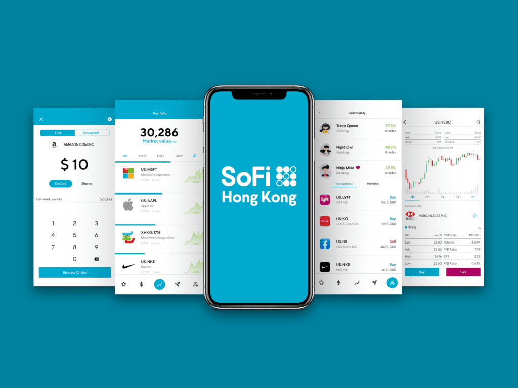 Top 5 Brokers for Free Stocks - SoFi Invest