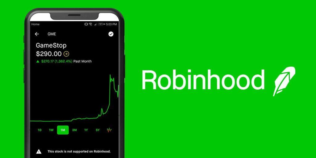 Top 5 Brokers for Free Stocks - Robinhood