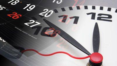 Investing vs Trading in 2021 - A clock illustration of Trading vs Investing Time Horizon
