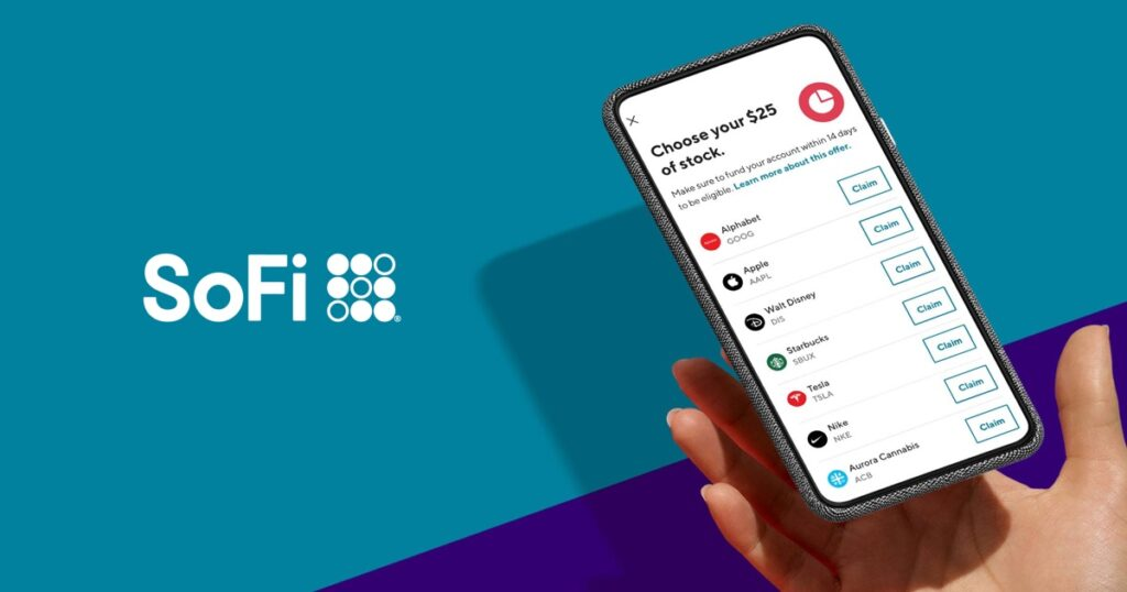 Top 7 Best Apps To Trade Stocks - SoFi Mobile App