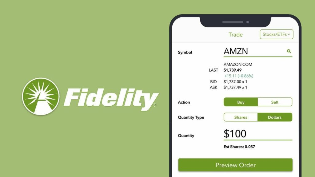 Top 7 Best Apps To Trade Stocks - Fidelity Mobile App