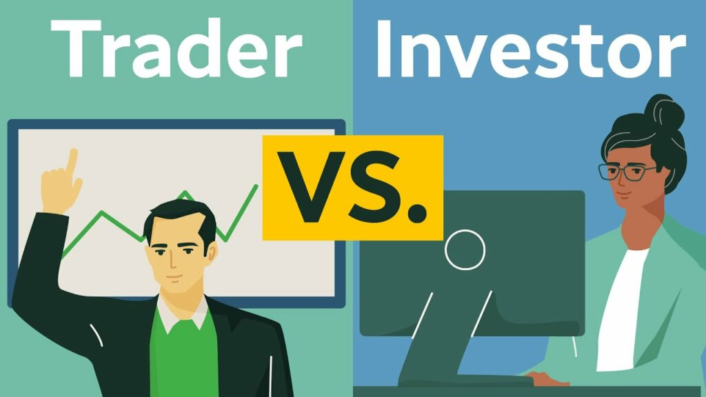 Investing vs Trading in 2021 - Which is best for you ? Trading or Investing ?