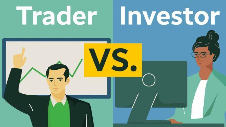 Investing vs Trading in 2021