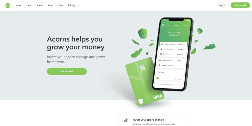 Is Acorns Investing Worth It? - Acorns Mobile App